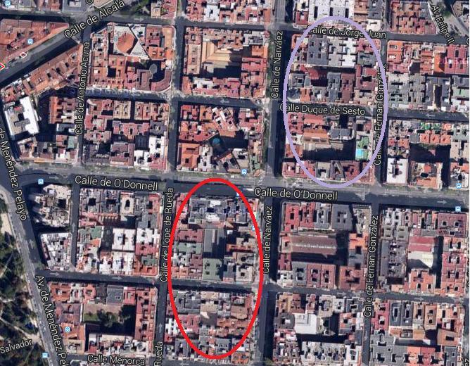 Santuarios del deporte. Los campos de O Donnell  cuando Atleti y Madrid   vivían  a un puñado de metros de distancia 72fc2d2680699