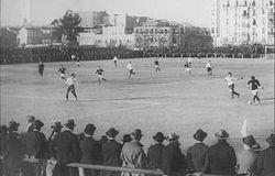 El estadio de O'Donnell, del Real Madrid (WIKIPEDIA).