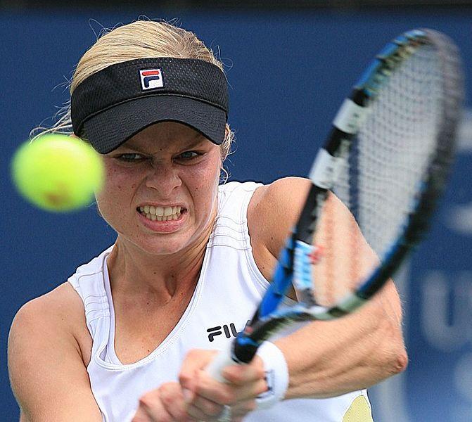 Kim Clijsters, en el año 2006 (WIKIPEDIA).