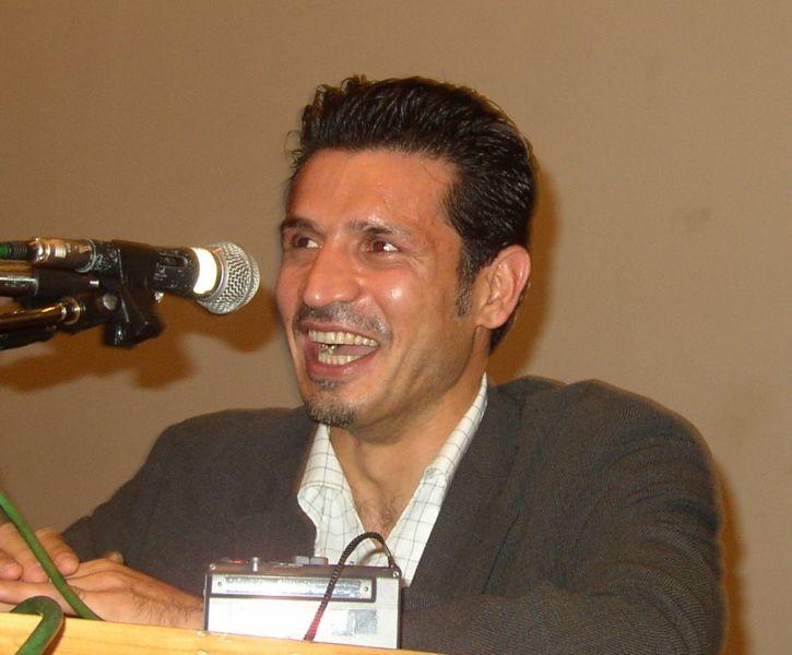 Ali Daei, en una imagen reciente (WIKIPEDIA).