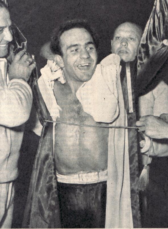 Mario D'Agata, en 1955 (WIKIPEDIA).