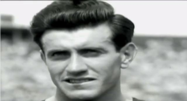 Louis Zamperini, en su juventud (YOUTUBE).
