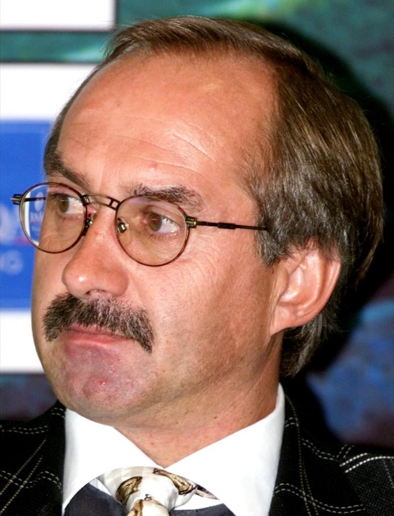 Stielike, en 1998 (Archivo 20minutos).