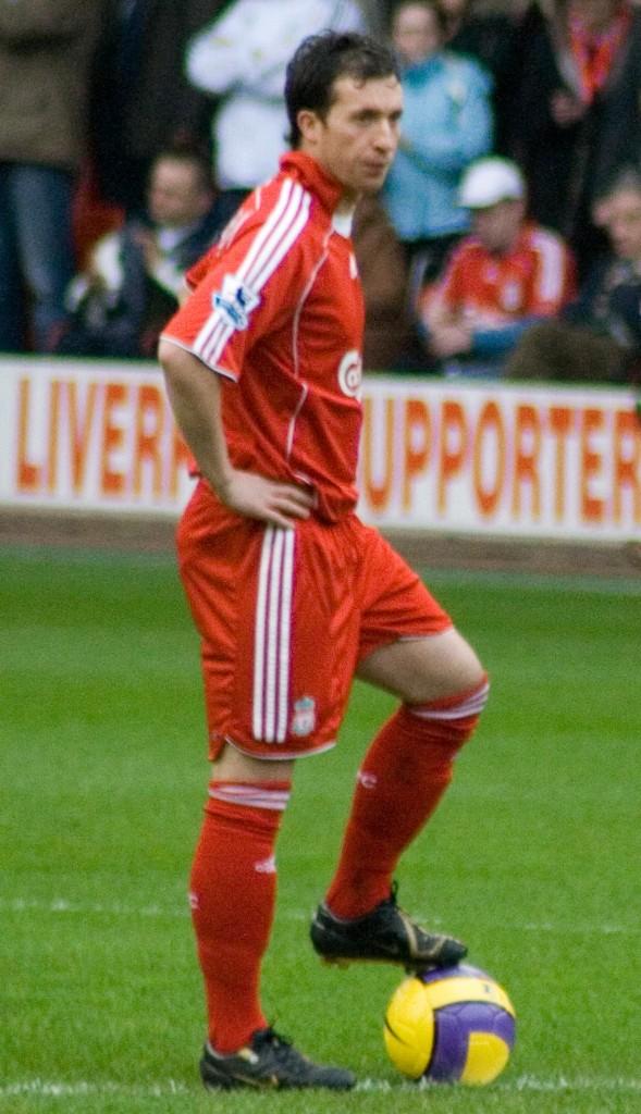 Fowler, con el Liverpool en 2007 (WIKIPEDIA).