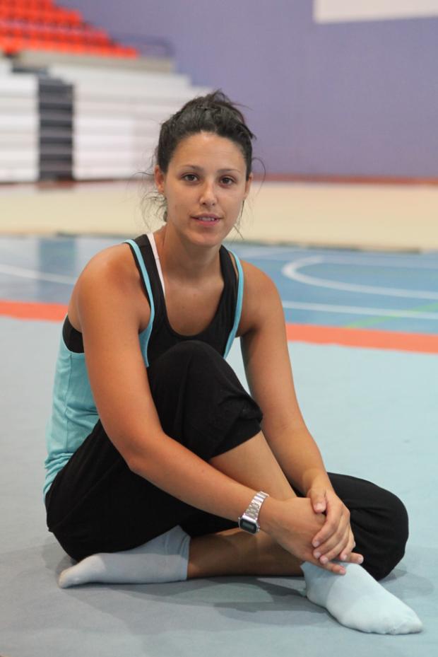 Tania, en Ibiza en 2013 (Vicent Marí / WIKIPEDIA).
