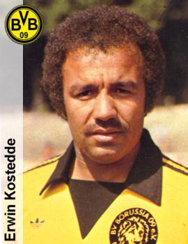 El protagonista de hoy, con la camiseta del Dortmund (Panini).