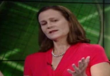 Pam Shriver, en la actualidad (YOUTUBE).