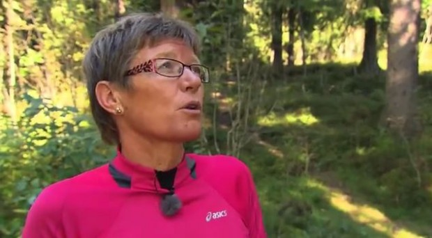 Ingrid Kristiansen, en la actualidad (YOUTUBE).