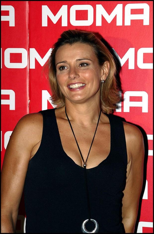 Coral Bistuer, en un acto promocional en 2003 (GTRES).
