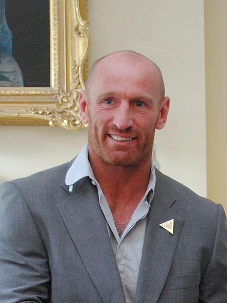 Gareth Thomas, en una visita a Downing Street (WIKIPEDIA).