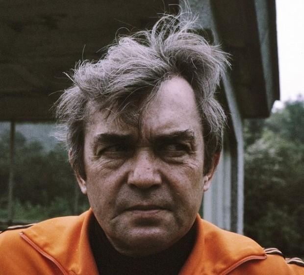 Happel, como seleccionador de Países Bajos (WIKIPEDIA).