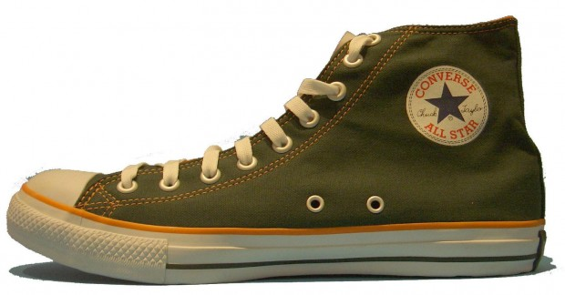Una bota Converse All Star (Archivo 20minutos).