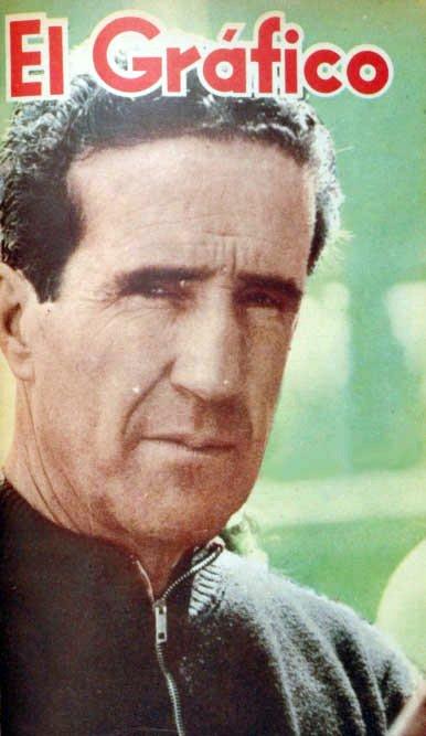 Portada de 'El Gráfico', revista argentina, en el año 1964 (WIKIPEDIA).