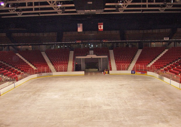 La Herb Brooks Arena, en 2005 (WIKIPEDIA).