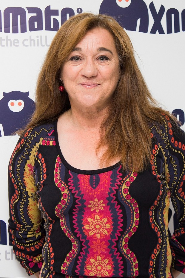 Blanca Fernández Ochoa, en un acto publicitario en Madrid (GTRES).