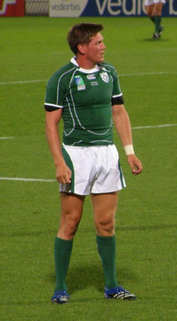 O'Gara, en el Mundial de 2007 (WIKIPEDIA).