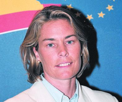 Theresa Zabell, en una imagen de 2002 (Archivo 20minutos).