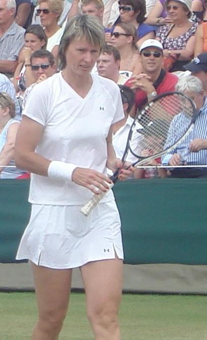 Sukova, en Wimbledon (WIKIPEDIA).