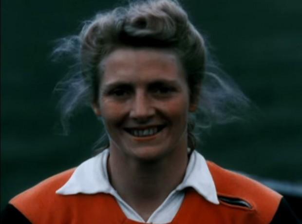 Fanny Blankers-Koen, en 1948 (YOUTUBE).