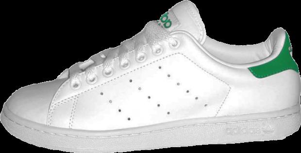 Un modelo de Stan Smith de Adidas (WIKIPEDIA).