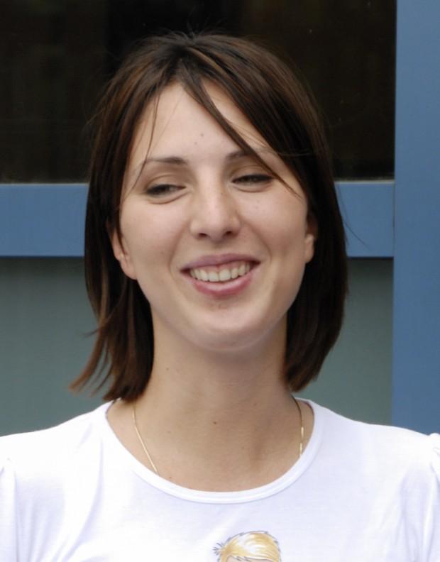 Anastasia Myskina, en 2008 (WIKIPEDIA).