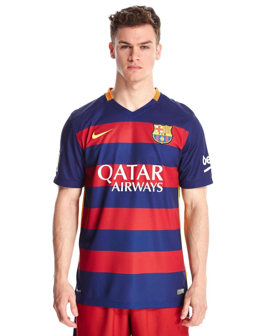 Camiseta del Barça para la temporada 2015/2016 (FC Barcelona).