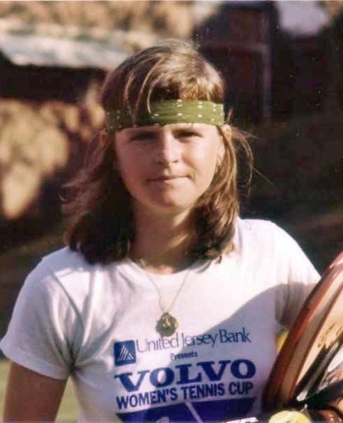 Mandliková, en 1981 (WIKIPEDIA).