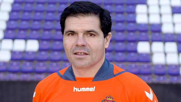 Alberto López, en la actualidad (REALVALLADOLID).