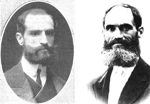 Carlos y Juan Padrós (WIKIPEDIA).