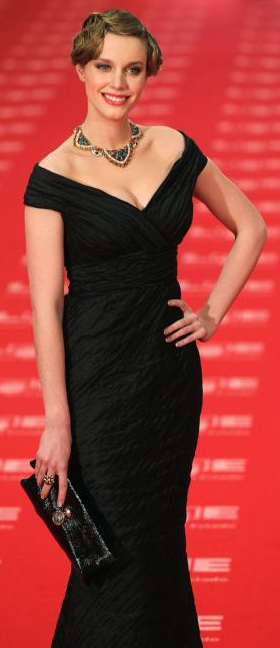 The Style Post: Goya Awards 2011: the best dressed