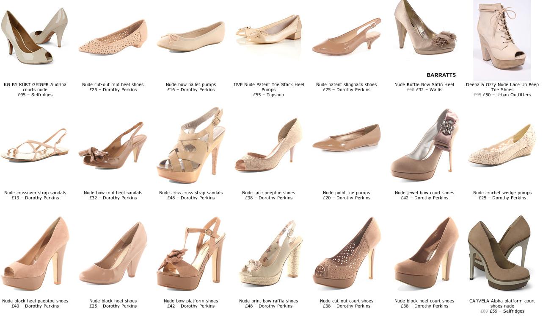 Zapatos de boda de Yves Saint Laurent
