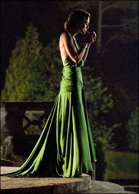 Vestido verde keira