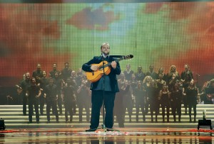 David Barrull, ganador de La Voz (TELECINCO)