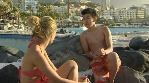 Yong Li, seduciendo a Corina (CUATRO)