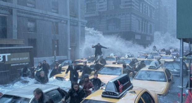 La humanidad, pasándolo teta en 'El día de Mañana'. (ARCHIVO / 20th Century Fox)