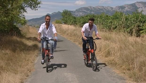 Sandro y Vicente, en Verano Gayzul.