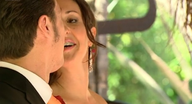 Enrique y Verónica, en Casados a primera vista (ANTENA 3)