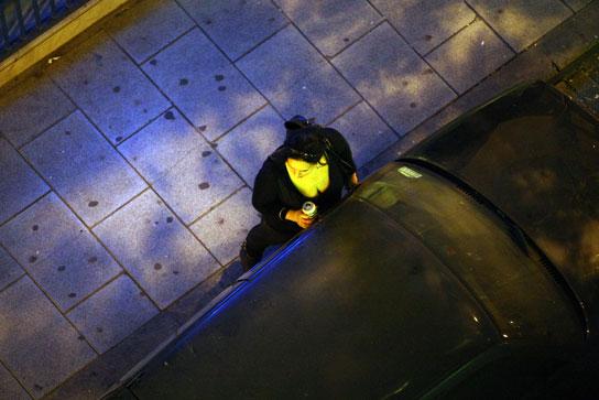 prostitutas calle desengaño prostitutas uruguayas