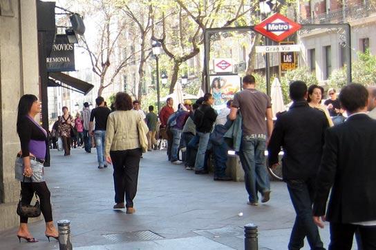 trafico de mujeres wikipedia prostitutas calle montera madrid