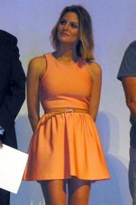La actriz en un festival en Miami el 21 de noviembre (GTRES)
