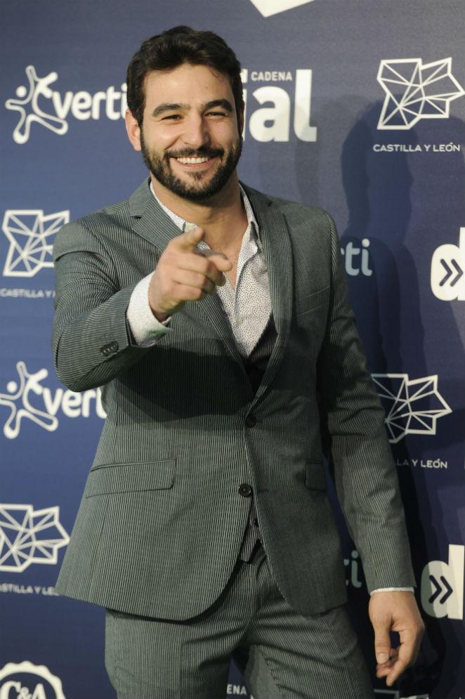 Antonio Velázquez durante los premios Cadena Dial este mes de marzo. (GTRES)