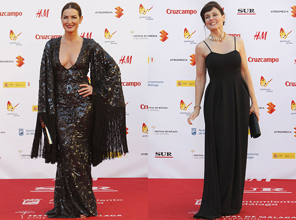 Belén López y Silvia Marsó