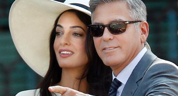 En Villa Oleandra, la maravillosa mansión que George Clooney tiene en Italia, será donde celebren este fin de semana por todo lo alto el 37 cumpleaños de su esposa, Amal Alamuddin. © Gtres