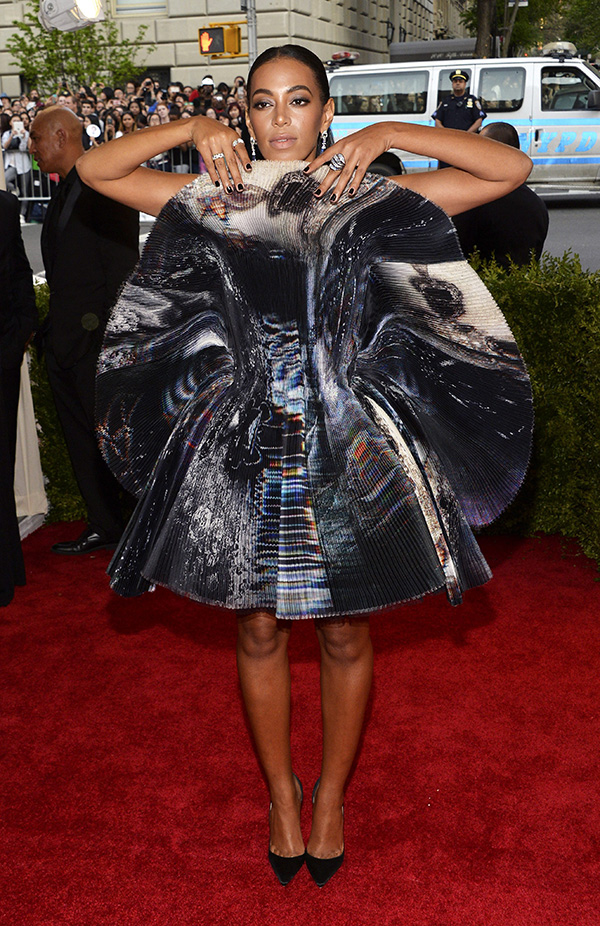 Regreso al futuro: Solange Knowles