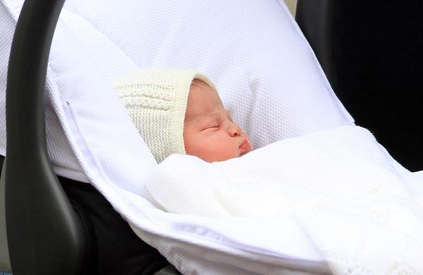 La niña, cuyo nombre todavía se desconoce, pesó 3,7 kilos al nacer