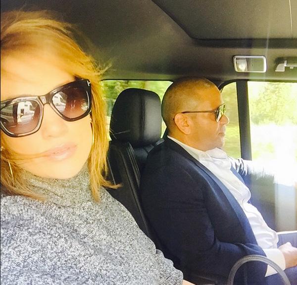 Recién aterrizada en Marruecos Jennifer López nos ha regalado esta foto en su IG con su nuevo corte de pelo. @Jlo