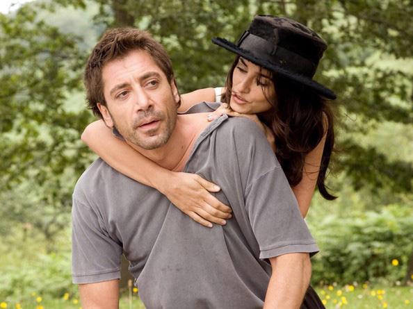 Penélope y Bardem, en una imagen de la película 'Vicky, Cristina, Barcelona', de Woody Allen.