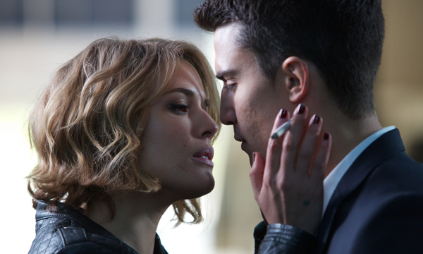 Adriana Ugarte y Álex González en 'Combustion'