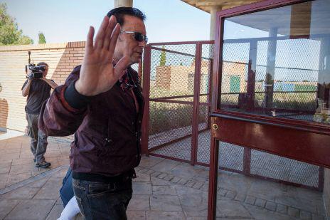Foto de archivo (Gtres). ¿Pondrá en esta ocasión la mano a la cámara? Apuesto a que no.