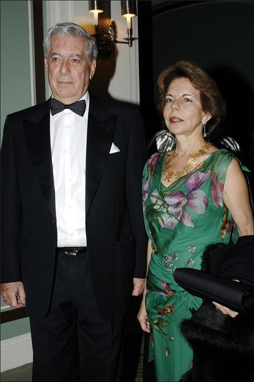 Mario Vargas Llosa y su mujer, Patricia Llosa. Aquellos maravillosos años.